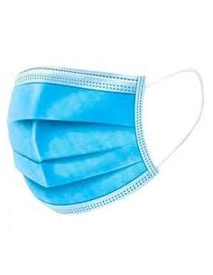 Mascarilla higiénica protección contagios