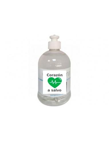 Gel hidroalcólico 500 ml./120 ud....