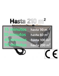 Ozono Virus 20 Hasta 200 m2