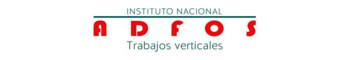 Logo ADFOS Trabajos verticales
