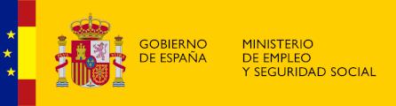 Gobierno de España ministerio empleo logo